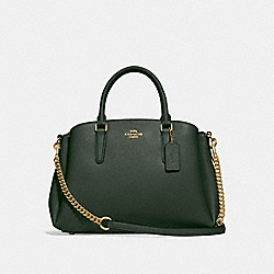 SAGE CARRYALL - IVY/IMITATION GOLD - COACH F28976