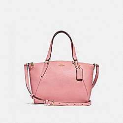 MINI KELSEY SATCHEL - VINTAGE PINK/IMITATION GOLD - COACH F28994