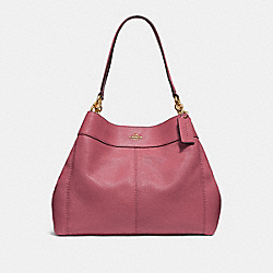 LEXY SHOULDER BAG - STRAWBERRY/IMITATION GOLD - COACH F28997