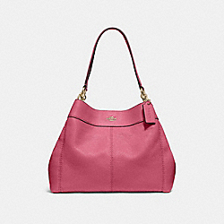 LEXY SHOULDER BAG - ROUGE/GOLD - COACH F28997