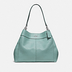 LEXY SHOULDER BAG - CLOUD/SILVER - COACH F28997