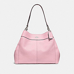 LEXY SHOULDER BAG - CARNATION/SILVER - COACH F28997