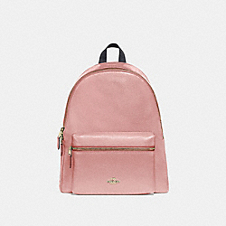 CHARLIE BACKPACK - IM/PINK PETAL - COACH F29004