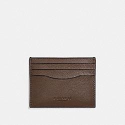 CARD CASE - SADDLE - COACH F29140