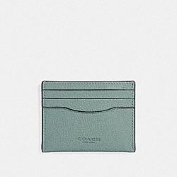 CARD CASE - AGATE - COACH F29179