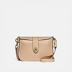 PAGE 27 IN COLORBLOCK - BEECHWOOD/BRASS - COACH F29217