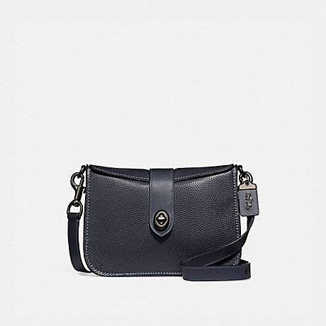 COACH PAGE 27 - MIDNIGHT NAVY/BLACK COPPER - F29220