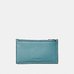 ZIP CARD CASE - QBCYA - COACH F29272
