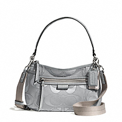 COACH DAISY MULTI SIGNATURE CROSSBODY - ONE COLOR - F29306