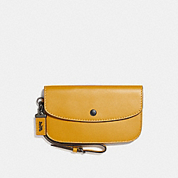 CLUTCH - BP/FLAX - COACH F29770