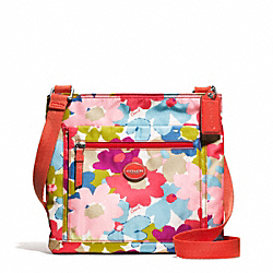 COACH GETAWAY FLORAL PRINT FILE BAG - ONE COLOR - F30021