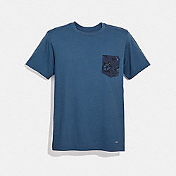 GRAPHIC T-SHIRT - NKJ - COACH F30332