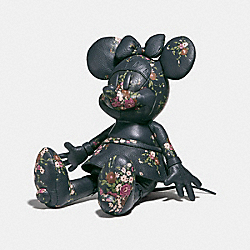 SMALL MINNIE MOUSE DOLL - NAVY/MULTICOLOR - COACH F30856