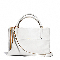 COACH THE EDGEPAINT LEATHER BOROUGH BAG - GDCKH - F30982