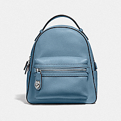 CAMPUS BACKPACK 23 - SV/SLATE - COACH F31032