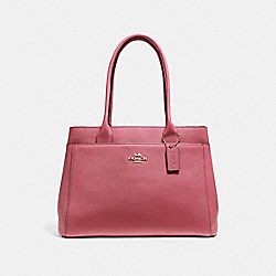 CASEY TOTE - STRAWBERRY/LIGHT GOLD - COACH F31474