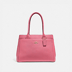 CASEY TOTE - PEONY/LIGHT GOLD - COACH F31474