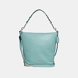 ABBY DUFFLE - CLOUD/SILVER - COACH F31507