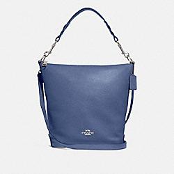 ABBY DUFFLE - SV/BLUE LAVENDER - COACH F31507