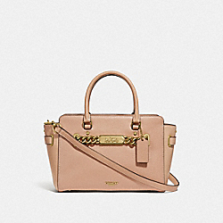 COACH BLAKE CARRYALL 25 - BEECHWOOD/LIGHT GOLD - F31525