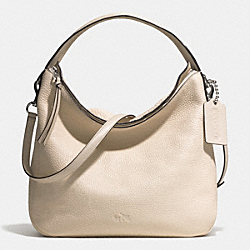 BLEECKER SULLIVAN HOBO IN PEBBLE LEATHER - SVD1D - COACH F31623