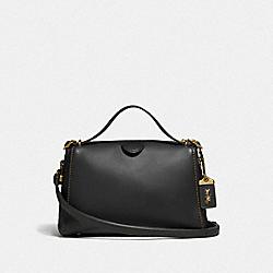 LAURAL FRAME BAG - B4/BLACK - COACH F31724