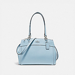 BROOKE CARRYALL - PALE BLUE/SILVER - COACH F32197