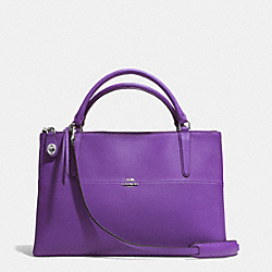COACH THE BOROUGH BAG IN SAFFIANO LEATHER - AKD0G - F32285
