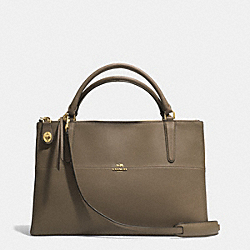 COACH THE SAFFIANO LEATHER BOROUGH BAG - GDD1Z - F32285