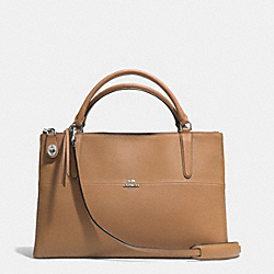 BOROUGH BAG IN SAFFIANO LEATHER - UED0E - COACH F32285