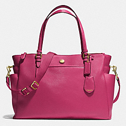COACH PEYTON MULTIFUNCTION TOTE - IM/BERRY - F32461