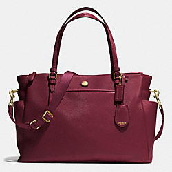 COACH PEYTON MULTIFUNCTION TOTE - IM/SHERRY - F32461