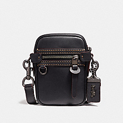 DYLAN 10 - BLACK/BLACK COPPER FINISH - COACH F32608