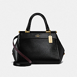 GRACE BAG - LI/BLACK - COACH F33406