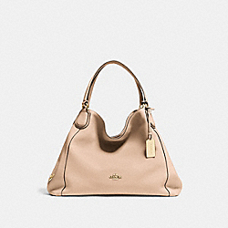 EDIE SHOULDER BAG - LI/BEECHWOOD - COACH F33547