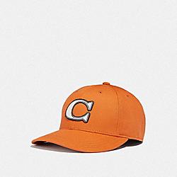 VARSITY C CAP - ORANGE - COACH F33777