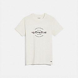 COACH T-SHIRT - WHITE - COACH F33867