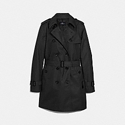 TRENCH - BLACK - COACH F34024