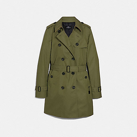 COACH TRENCH - DARK UTILITY - F34024