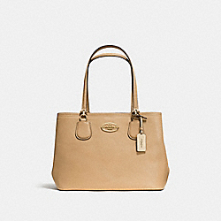 KITT CARRYALL - NUDE/LIGHT GOLD - COACH F34388