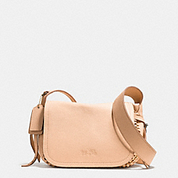COACH DAKOTAH MINI FLAP CROSSBODY 21 IN WHIPLASH LEATHER - LIAPR - F34397