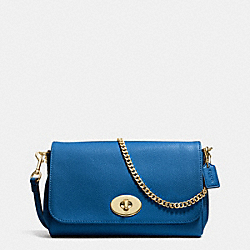 COACH MINI RUBY CROSSBODY IN LEATHER - IMDEN - F34604