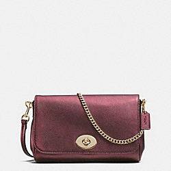 COACH MINI RUBY CROSSBODY IN LEATHER - IME42 - F34604