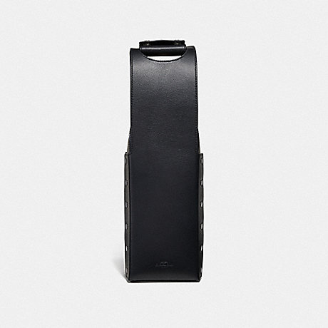 COACH WINE CARRIER - BLACK/BLACK ANTIQUE NICKEL - F34885
