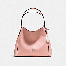 EDIE SHOULDER BAG 31 - BLUSH/SILVER - COACH F36464