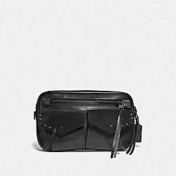 UTILITY BELT BAG 25 - MW/BLACK - COACH F36474