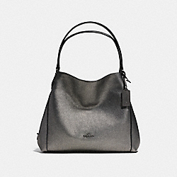 EDIE SHOULDER BAG 31 - ANTIQUE NICKEL/GUNMETAL - COACH F36503