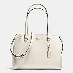 STANTON CARRYALL 29 - CHALK/LIGHT GOLD - COACH F37147