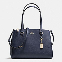 STANTON CARRYALL 29 - NAVY/LIGHT GOLD - COACH F37147