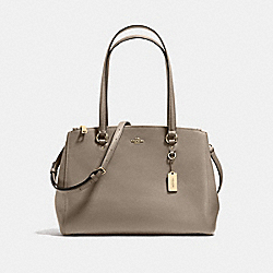 STANTON CARRYALL - FOG/LIGHT GOLD - COACH F37148